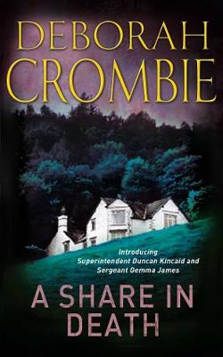 A Share in Death - Crombie, Deborah