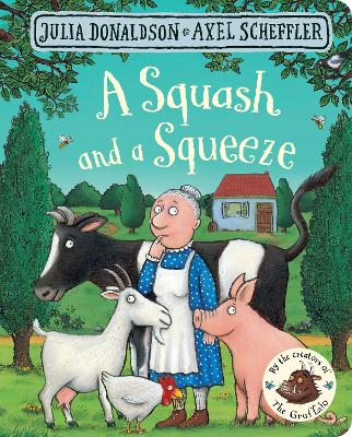 A Squash and a Squeeze - Donaldson, Julia