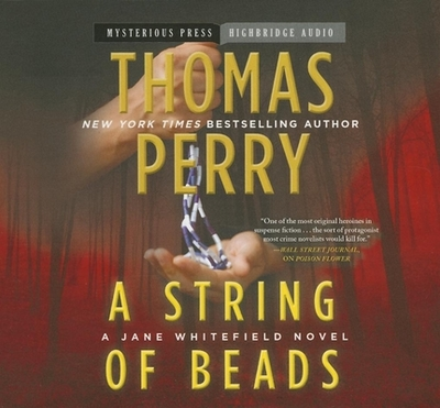 A String of Beads - Perry, Thomas, and Bean, Joyce (Narrator)