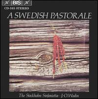 A Swedish Pastorale - Alf Nilsson (oboe d'amore); Anders Ohrwall (harpsichord); Elemér Lavotha (cello); Jouko Mansnerus (viola);...