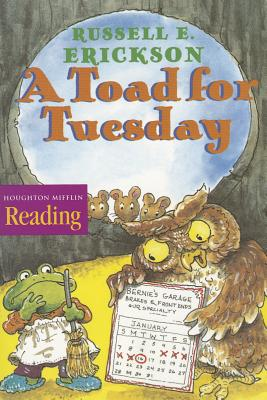 A Toad for Tuesday - Houghton Mifflin Company (Prepared for publication by)