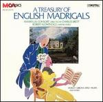 A Treasury of English Madrigals - Robert Aldwinckle (harpsichord); Amaryllis Consort (choir, chorus)