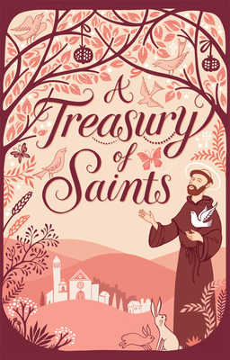 A Treasury of Saints - Self, David