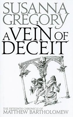 A Vein of Deceit - Gregory, Susanna
