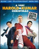 A Very Harold & Kumar Christmas [Extended] [Includes Digital Copy] [Blu-ray/DVD]
