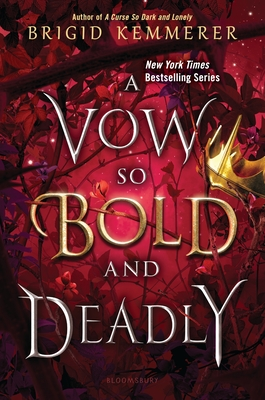 A Vow So Bold and Deadly - Kemmerer, Brigid