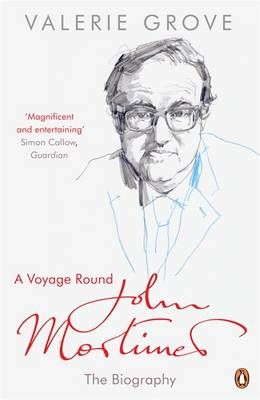 A Voyage Round John Mortimer - Grove, Valerie