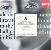 A Warlock Centenary Album - Andrew Davis (organ); Christopher Wellington (viola); David Butt (flute); Eileen Croxford (cello); Ernest Lush (piano);...