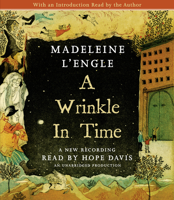 A Wrinkle in Time - L'Engle, Madeleine, and Davis, Hope (Read by)