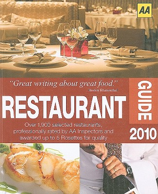 AA Restaurant Guide - AA Publishing (Creator)