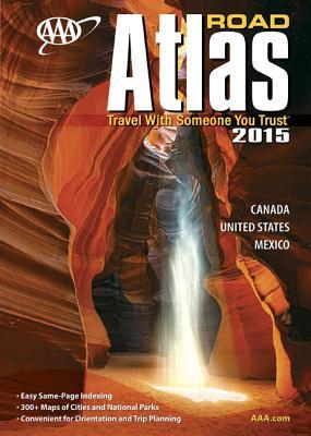 AAA Road Atlas - AAA Publishing (Creator)