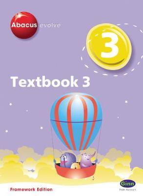 Abacus Evolve Year 3/P4 Textbook 3 Framework Edition - Merttens, Ruth, BA, MED