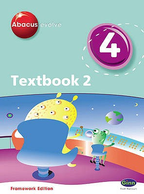 Abacus Evolve Year 4/P5 Textbook 2 Framework Edition - Merttens, Ruth, BA, MED