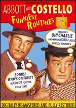 Abbott and Costello: Funniest Routines, Vol. 2 -