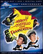 Abbott and Costello Meet Frankenstein [2 Discs] [Blu-ray/DVD]