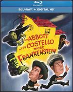 Abbott and Costello Meet Frankenstein [Includes Digital Copy] [UltraViolet] [Blu-ray]