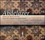 Abdelazer: Suites by Henry Purcell
