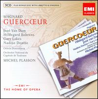 Aberic Magnard: Guercoeur - Anne Salvan (vocals); Gary Lakes (vocals); Helene Jossoud (vocals); Hildegard Behrens (vocals); Isabelle Manent (vocals);...