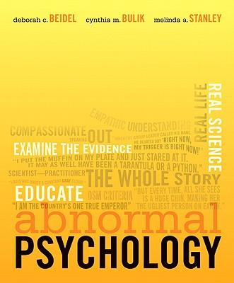 Abnormal psychology book by deborah c beidel phd 7 available abnormal psychology book by deborah c beidel phd 7 available editions alibris books fandeluxe Images