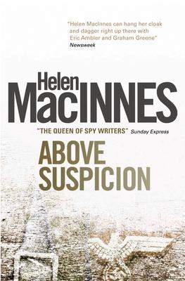 Above Suspicion - MacInnes, Helen