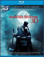 Abraham Lincoln: Vampire Hunter [3D] [Blu-ray/DVD] [2 Discs]