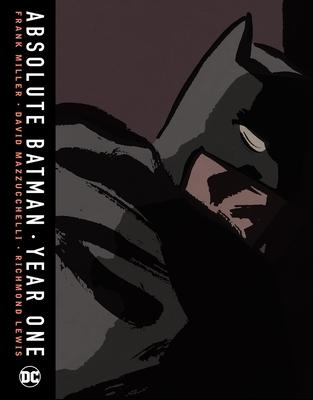 Absolute Batman Year One - Miller, Frank, and Mazzucchelli, David (Artist)