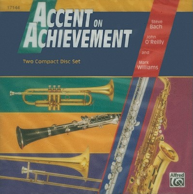 Accent on Achievement - O'Reilly, John (Performed by), and Bach, Steve (Performed by), and Williams, Mark, LL. (Performed by)