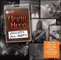 Access All Areas - Uriah Heep
