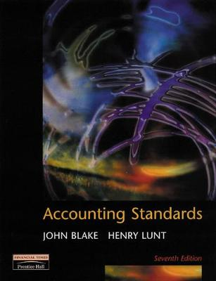 Accounting Standards - Blake, John