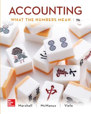 Accounting: What the Numbers Mean - Marshall, David, and McManus, Wayne William, and Viele, Daniel