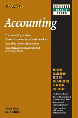 Accounting - Eisen, Peter J