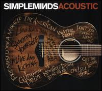 Acoustic - Simple Minds