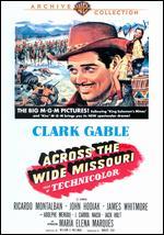 Across the Wide Missouri - William Wellman