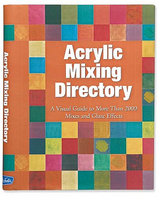 Acrylic Mixing Directory - Sidaway, Ian