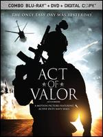 """Act of Valor [Blu-ray/DVD] [Includes Digital Copy] - Mike """"Mouse"""" McCoy; Scott Waugh"""
