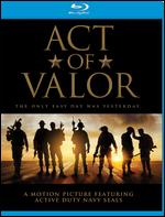 """Act of Valor [Blu-ray] - Mike """"Mouse"""" McCoy; Scott Waugh"""