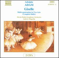 Adam: Giselle - Slovak Radio Symphony Orchestra; Andrew Mogrelia (conductor)