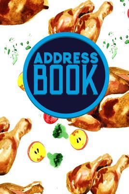 Address Book: Address Book Blank, My Contact Book, Address Books For Women, Telephone Book Alphabetized - Publishing, Rogue Plus