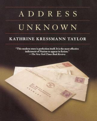 Address Unknown - Taylor, Kathrine Kressmann