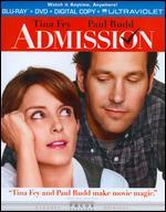 Admission [2 Discs] [Includes Digital Copy] [UltraViolet] [Blu-ray/DVD]