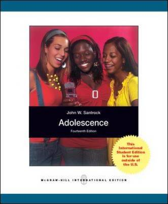 Adolescence - Santrock, John W.