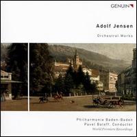 Adolf Jensen: Orchestral Works - Baden-Baden Philharmonic Ensemble; Pavel Baleff (conductor)