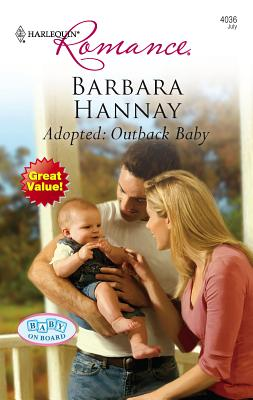 Adopted: Outback Baby - Hannay, Barbara