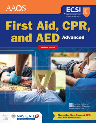Advanced First Aid, Cpr, and AED - American Academy of Orthopaedic Surgeons (Aaos)