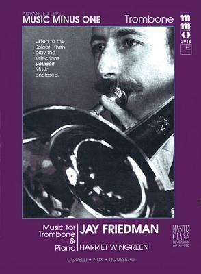 Advanced Trombone Solos Vol 4 - Hal Leonard Corp (Creator)