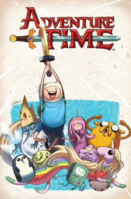 Adventure Time, Volume 3 - North, Ryan, and Ward, Pendleton (Creator)