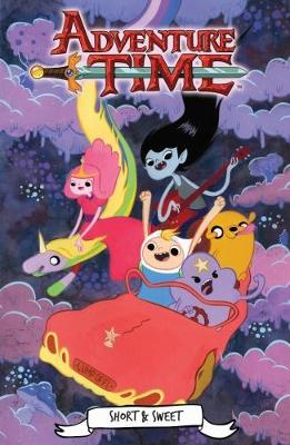 Adventure Time: Volume 3 - Ward, Pendleton