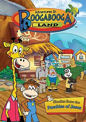 Adventures in Booga Booga Land: The Adventures of Marty the Monkey and Gerard the Giraffe - Milner, Richard