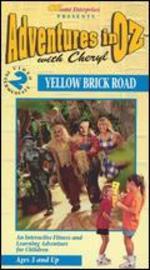 Adventures in Oz With Cheryl, Vol. 2: The Yellow Brick Road - Intermediate Skill Level