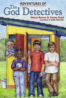 Adventures of the God Detectives - Reeves, Nancy